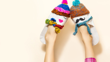 OUCH! I have Chilblains: Find out how to avoid painful winter toes.